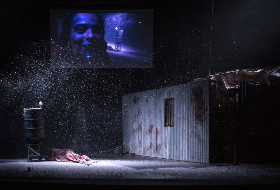Les Saisons (roman-performance) / Hugo Mallon / 2021
